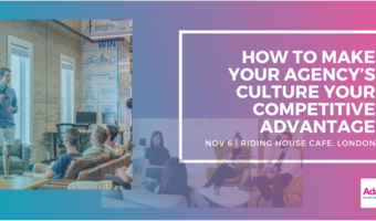 How To Make Your Agency's Culture Your Competitive Advantage