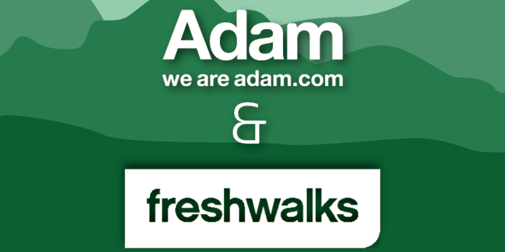 Adam & Freshwalks Green Small